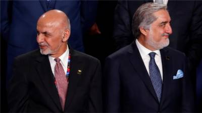 Ashraf Ghani, Abdullah Abdullah face off for Afghanistan presidential election
