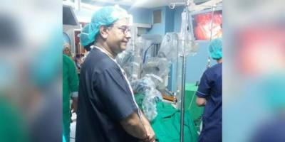 First ever Robotics surgery in the history of Pakistan concludes successfully