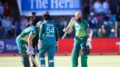 Hashim Amla breaks Virat Kohli's historic record in first ODI against Pakistan