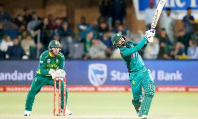 Pakistan beat South Africa by 5 wickets