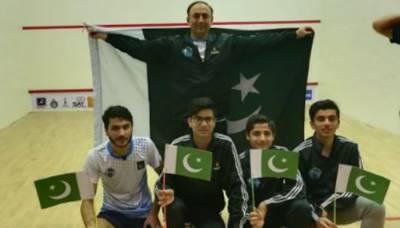 Pakistan beats India to win Asian Junior Squash Championship