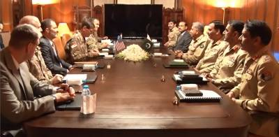 Top US Military Commander lauds Pakistan Army