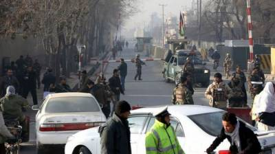 Afghanistan: 8 security personnel killed in suicide bomb attack