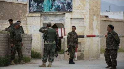 At least 32 soldiers killed and Wounded in Afghan Taliban deadly attack on Afghan Military Base