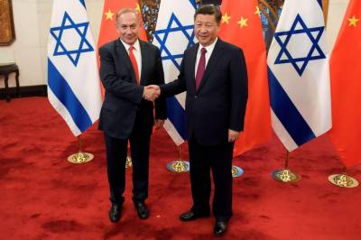Chinese Foreign Ministry responds over Israeli strikes on Syria