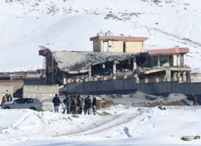 In one of the deadliest ever attack, More than 100 Afghan soldiers killed by Afghan Taliban