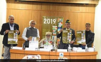 India Pakistan peace calender launched by Indian Military veterans