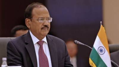 Indian NSA Ajit Doval's son running secret hedge fund at offshore island: Indian media report