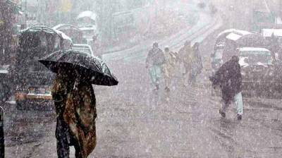 Intermittent snowfall, rain continuing in various parts of country