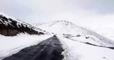 Karakoram Highway closed for traffic