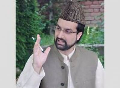 Mirwaiz urges UN to implement recommendations of its High Commissioner about IOK