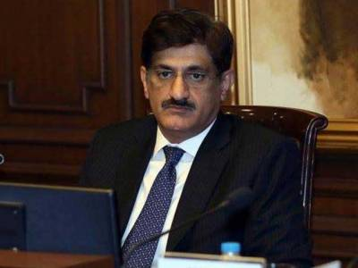Murad directs Commissioner Karachi to ensure draining out of rain water