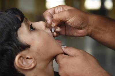 Over 3.9 crore children under age of five to undergo polio immunization across Pakistan