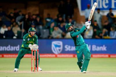 Pakistan cricket team creates historic record against South Africa