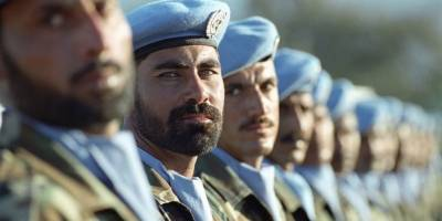 Pakistan Military has participated in 44 UN peacekeeping Missions across the World