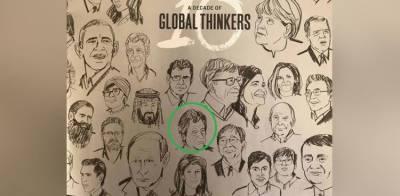 PM Imran Khan ranked among Top 100 Global leaders