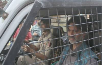 Several Hurriyat leaders arrested by Indian Police in Occupied Kashmir