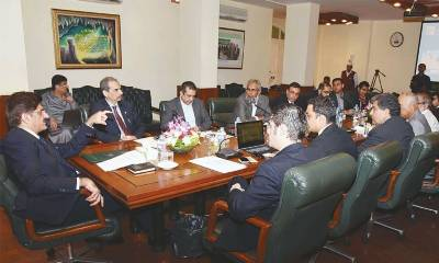Sindh Cabinet meeting takes several important decisions