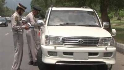 Special squads constituted for action against amateur drivers