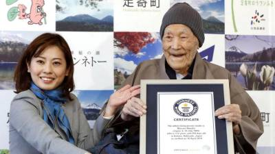 World's oldest man Masazo Nonaka dies at the age of 113