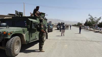 40 Taliban killed in Afghanistan