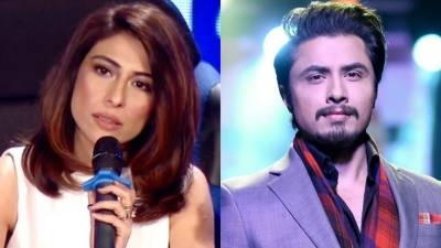 Actress Meesha Shafi gets a shutup call