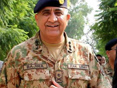 COAS neither approached his Indian counterpart, nor served with him in Congo: ISPR DG