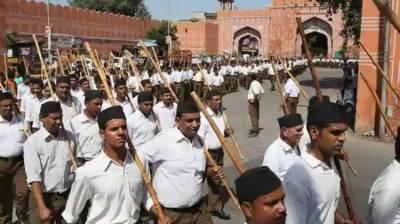 Extremist Hindu organisation RSS ruling India