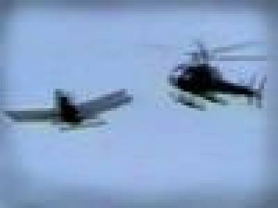 Mid Air Crash: Plane collision with Helicopter leaves several dead