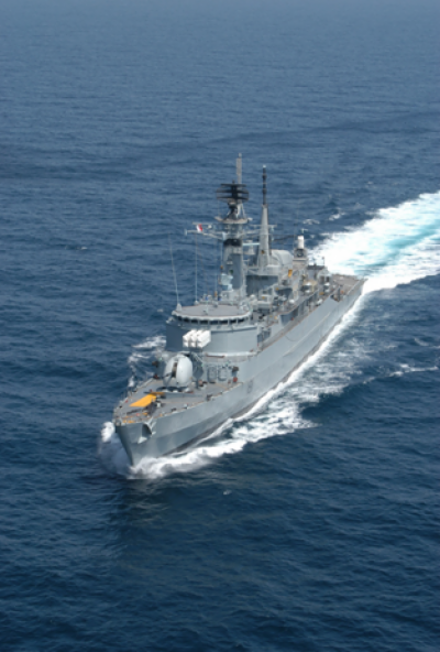 Pakistan Navy further enhances strategic ties with middle eastern state Navy