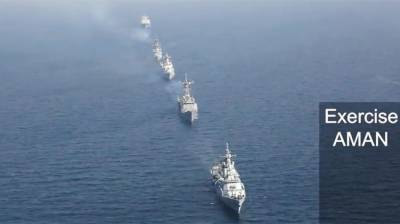 Pakistan to host Maritime Exercise 'Aman-2019' in Feb