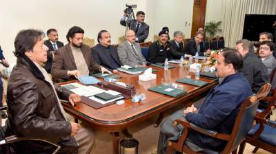 PM decides to introduce reforms in Punjab police