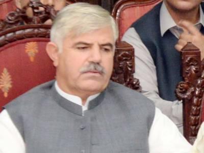 Provision of efficient healthcare facilities top priority: KP CM