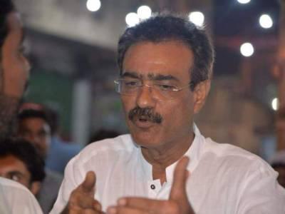 PTI MPA Ramzan Ghanchi injured in Karachi firing