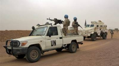 Two UN peacekeepers died, several other wounded