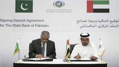 UAE transfers one billion dollars to State Bank