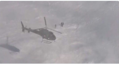 Pakistan Army Aviation heroic operation to rescue 7 people stranded for last 72 hours (VIDEO)
