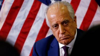 US peace envoy in Kabul after 'significant progress' made in Qatar
