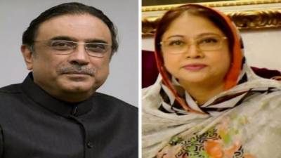 Asif Zardari, Faryal Talpur to file review petition in Supreme Court