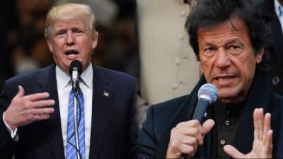 Donald Trump lauds Pakistan, expressed desire to meet Pakistani PM Imran Khan