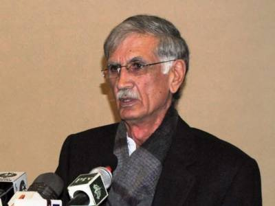 Federal govt taking concrete steps for completion of dev projects: Khattak