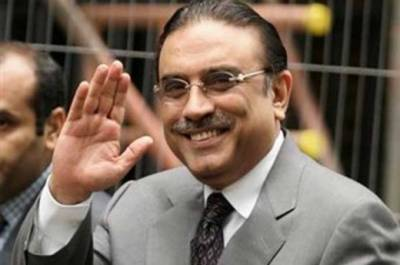 Former President Asif Zardari lands in hot waters