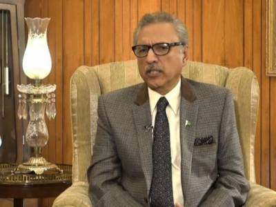 Govt pursuing a pro-active foreign policy deeply: President Alvi