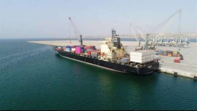 In a historic move, India formally establishes shipping lines to Iran Chabahar Port