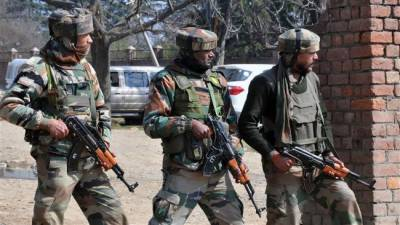 In a new low for Indian Military, bodies of martyred Kashmiris desecrated by Indian Soldiers