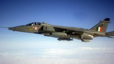 Indian Air Force fighter jet crashes shortly after takeoff: Indian Media