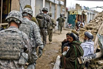 US refuse troops pullout from Afghanistan without ceasefire from Afghan Taliban