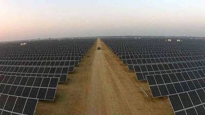 World Bank for mega solar energy project in Sindh, Pakistan