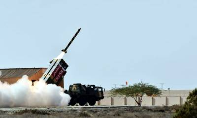 Pakistan's defensive reply to Indian Cold Start doctrine against Pakistan
