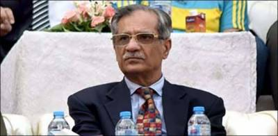 Former CJP Justice Saqib Nisar makes an appeal to the Nation